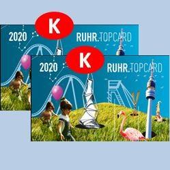 Ruhr.TopCard Kind - ZweitCard-Aktion