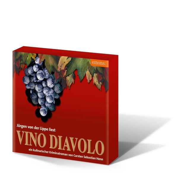 Vino Diavolo Hörbuch - gelesen von Jürgen von der Lippe