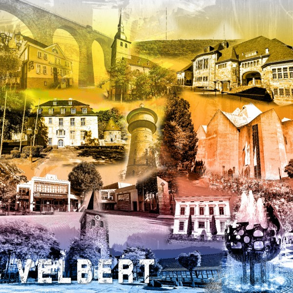 Collage Velbert