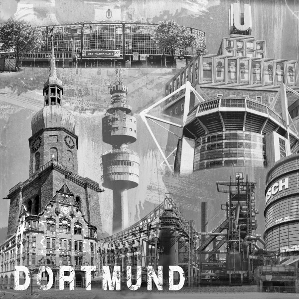 Collage Dortmund