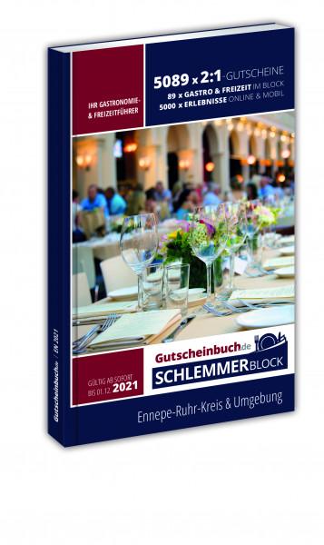 Gutscheinbuch.de Schlemmerblock Ennepe-Ruhr Kreis 2021