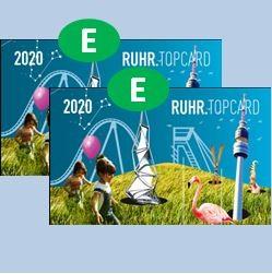 Ruhr.TopCard Erwachsene - ZweitCard-Aktion