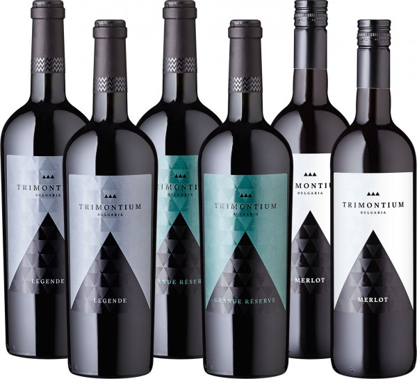 """Weinpaket """"Trimontium"""""""