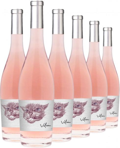 """2017 Grenache Rosé """"Vilain"""", Cellier d`Eole"""