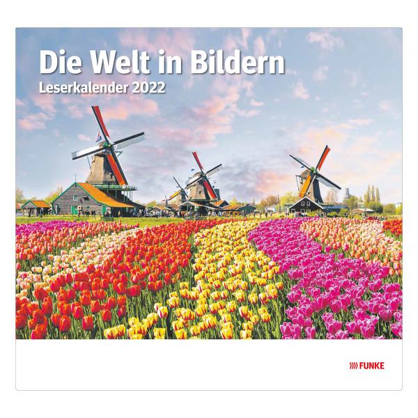 Kalender die Welt in Bildern 2022