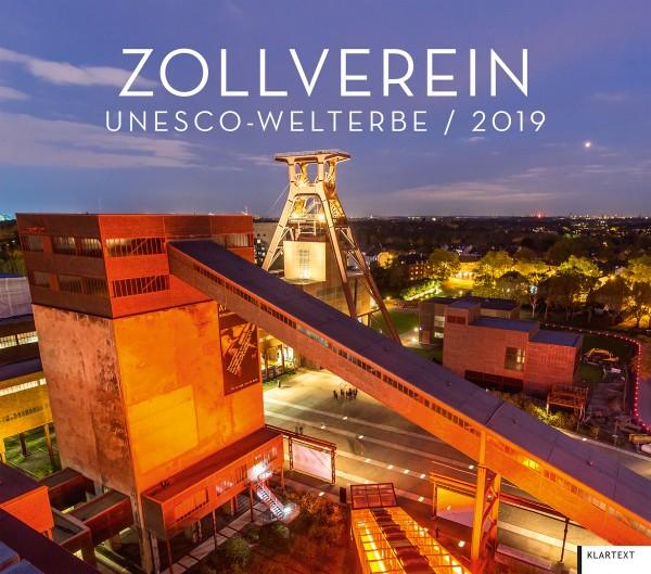 Zollverein Unesco-Welterbe Kalender 2019