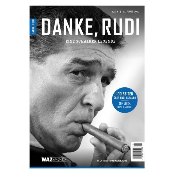 Danke, Rudi