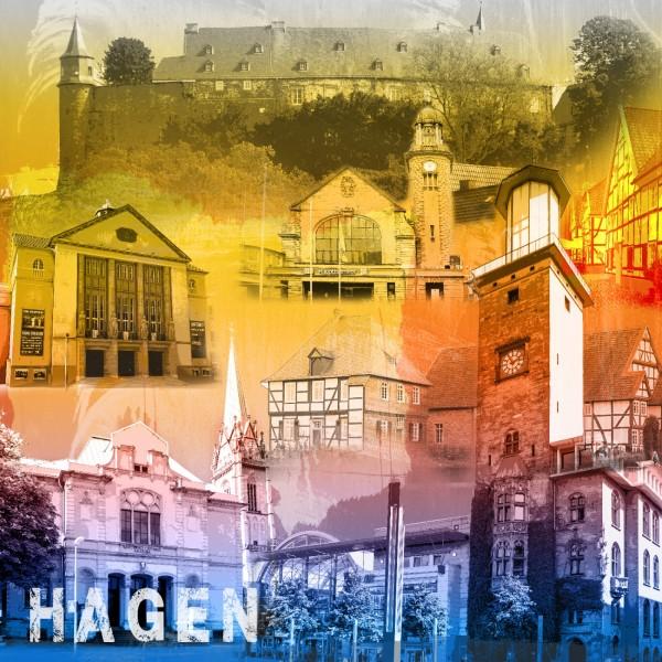 Collage Hagen