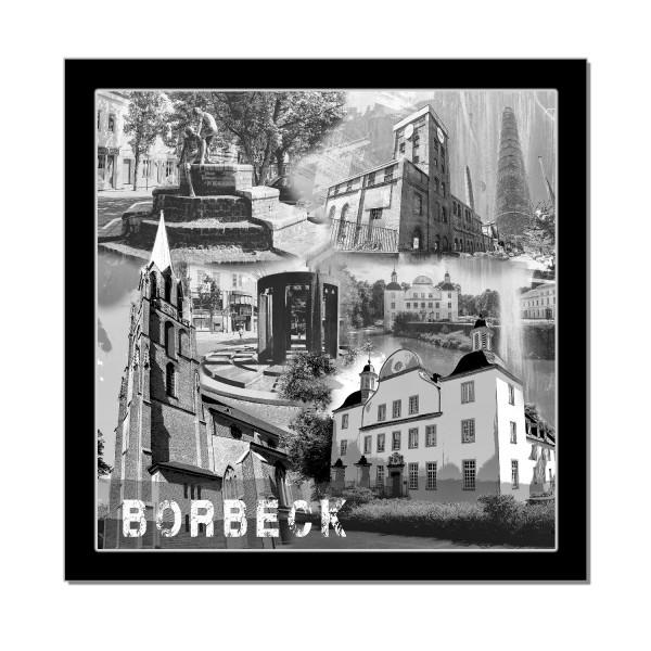 Collage Essen-Borbeck