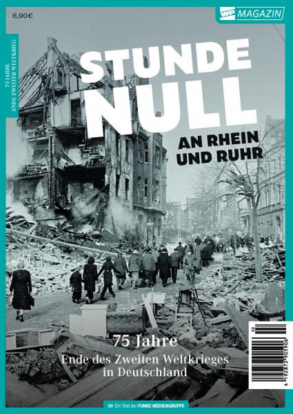VORBESTELLUNG - WP Magazin Stunde Null an Rhein und Ruhr