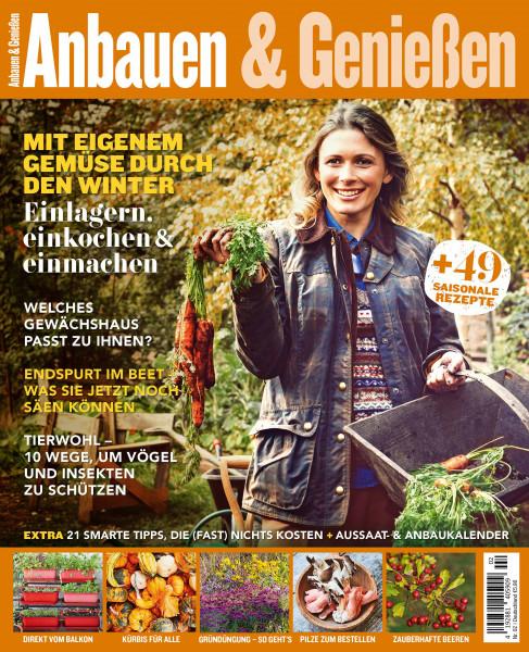 Anbauen & Genießen - Herbst-Edition