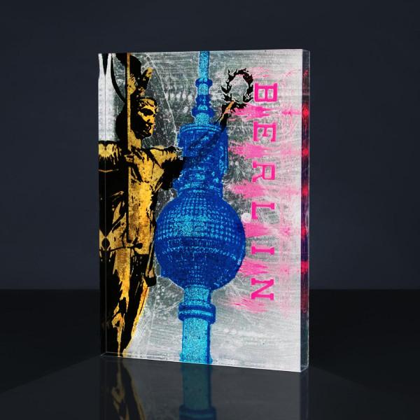 Acrylblock Berlin – Nr.2von Sandra Rauch