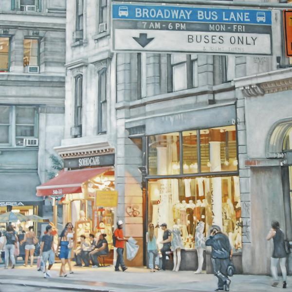 New York - Broadway Soho