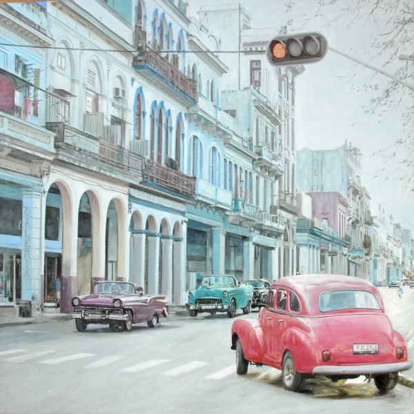 Havanna - La mancha roja
