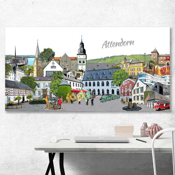 Stadtportrait Attendorn