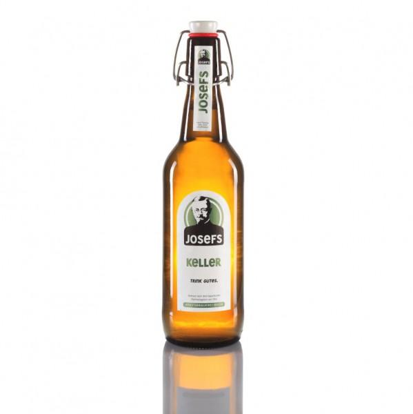 Josefs Kellerbier Flasche 0,5l