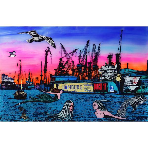 Hamburg– the colorfulcity collection von Sandra Rauch