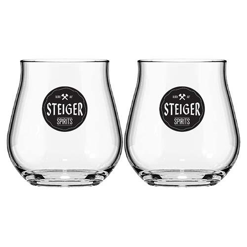 Nosing Gläser - Steiger Spirits 2er Set