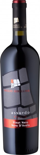 2012 Assurdo Rosso, Baglio Gibellina