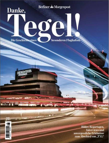 Magazin Danke, Tegel!